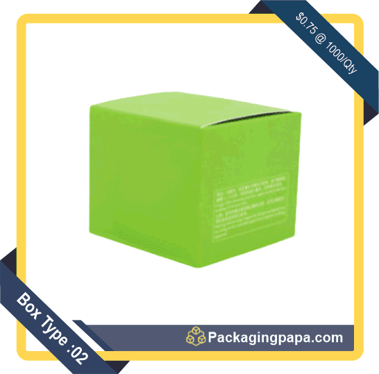 Anti-ageing Mask Packaging Boxes 2