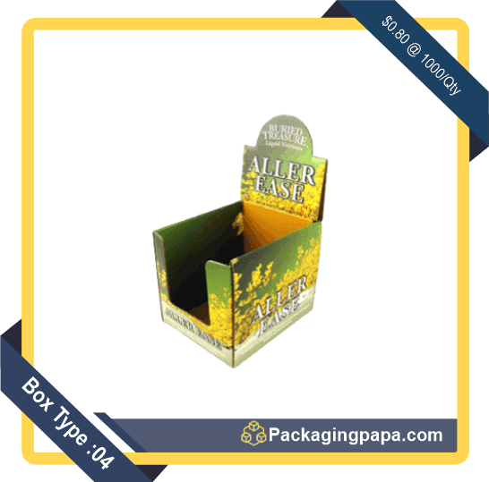 Counter Display Packaging Boxes 4