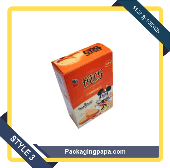 Custom Cereal Packaging Boxes 3