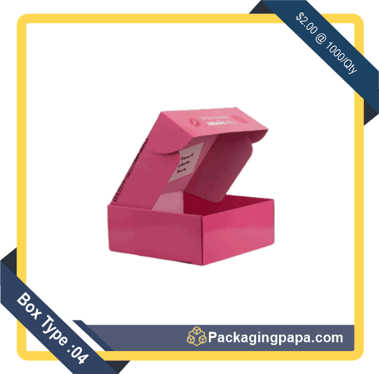 Custom Colored Mailer Boxes 4