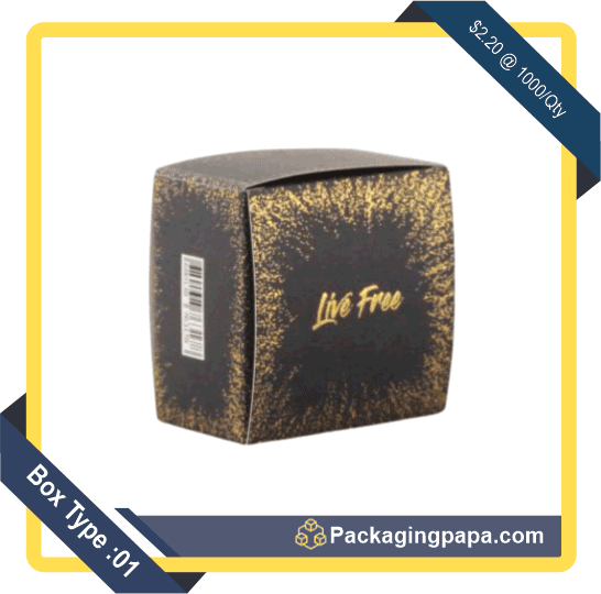 Custom Cosmetic Foldable Boxes 1