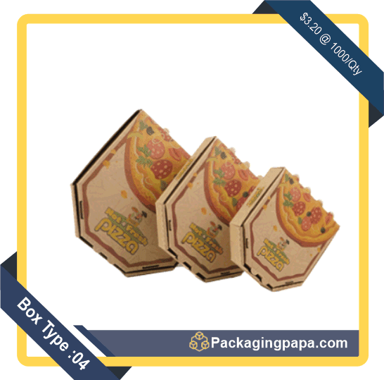Custom Disposable Pizza Boxes 4