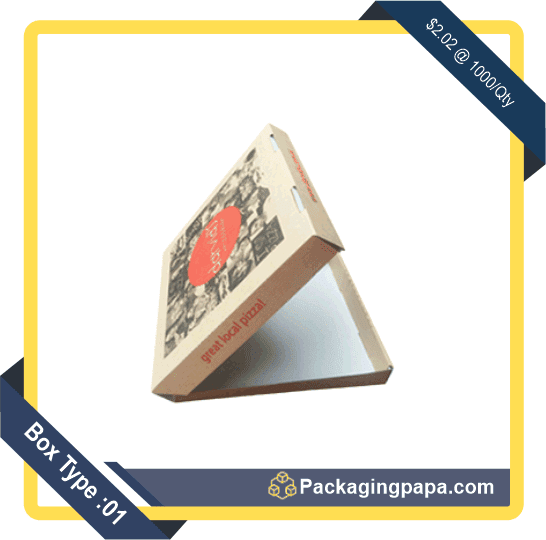 Custom High Quality Pizza Boxes 1
