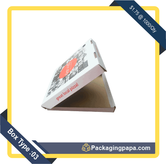 Custom High Quality Pizza Boxes 3