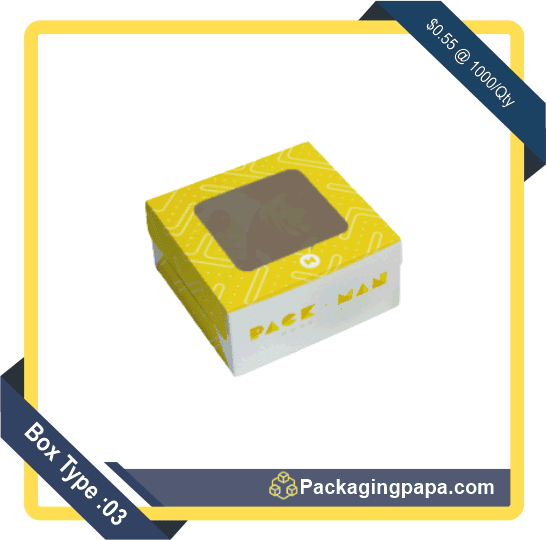 Custom Pastry Packaging Boxes 3