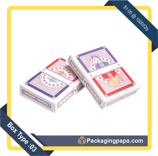 Custom Playing Card Packaging Boxes 3