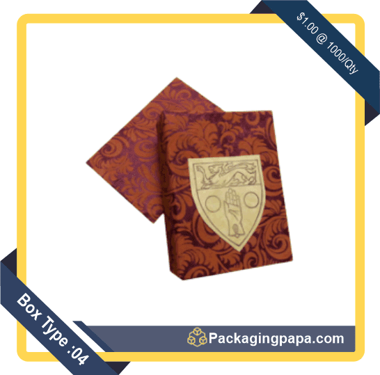 Custom Playing Card Packaging Boxes 4