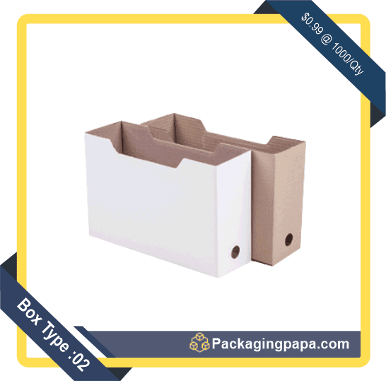 Custom Printed Archive Boxes 2