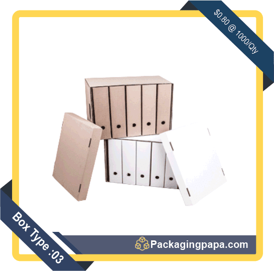 Custom Printed Archive Boxes 3