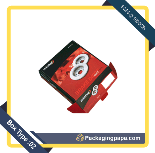 Custom Printed Automobile Packaging Boxes 2