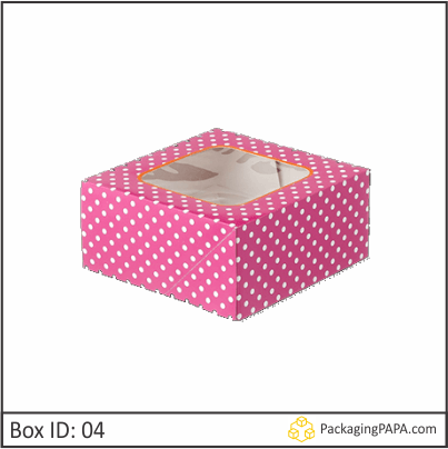 Custom Printed Muffin Packaging Boxes 04