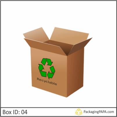 Custom Printed Recycling Packaging Boxes 04