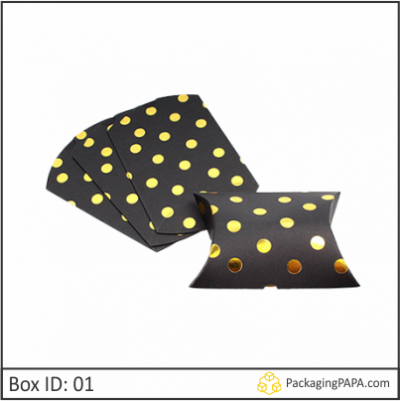 Custom Small Gift Pillow Boxes 01