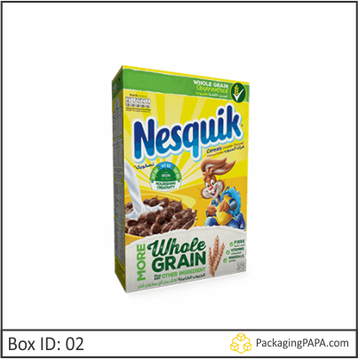Custom Whole Grain Cereal Boxes 02