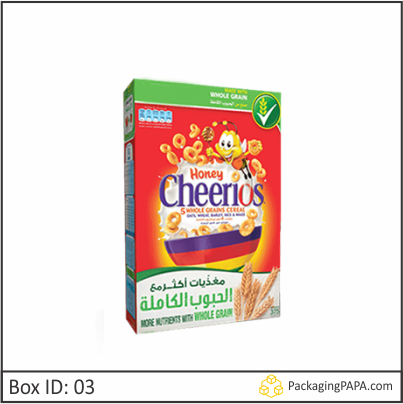 Custom Whole Grain Cereal Boxes 03