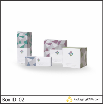 Makeup Packaging Boxes 02