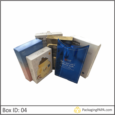 Makeup Packaging Boxes 04