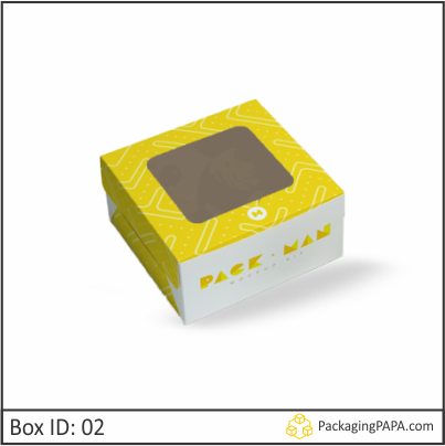 Personalized Bakery Boxes 02