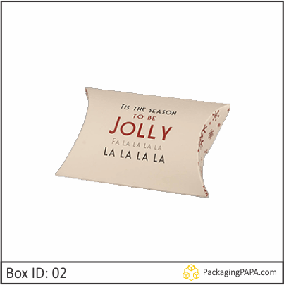 Personalized Pillow Boxes 02